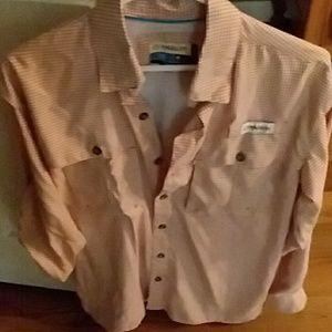 7f03070a Magellan Outdoors MagWick Fish Gear Long Sleeve. $10 $25. Men's shirt